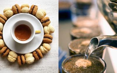 Ginger: a Trieste i migliori Té, Caffé pregiati e pasticceria anglosassone